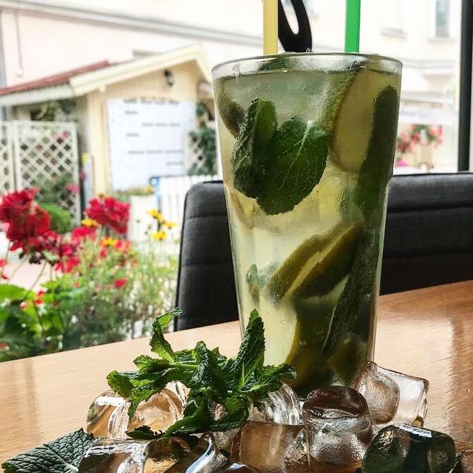lemoniady restauracja kudowa-zdrój